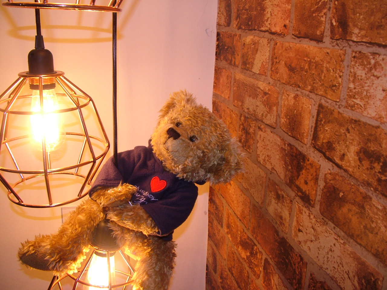 Bertie the Blakelands Bear